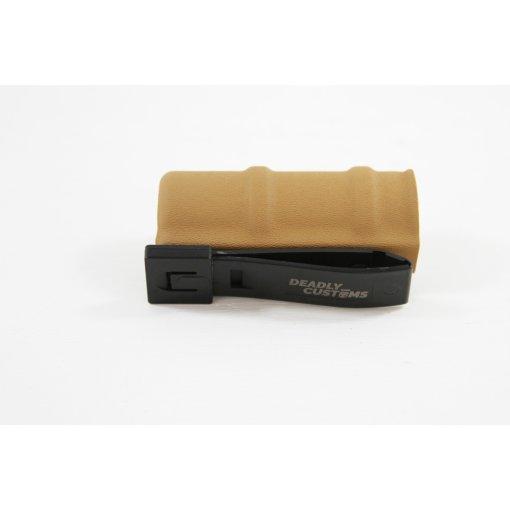 Deadly Customs 40mm Grenade / Moscart Holster Tan