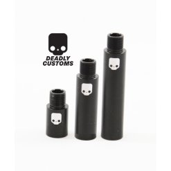 """Deadly Customs 14 CCW Outer barrel extensions 1"""" 2"""" 3"""""""
