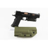 TLR Light Bearing Kydex DC 4 Series Holster Olive Drab Green