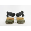 Universal TLR Light Bearing and Tracer Kydex DC 5 Series Holster