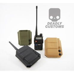 Baofeng UV5R Radio Kydex Holster
