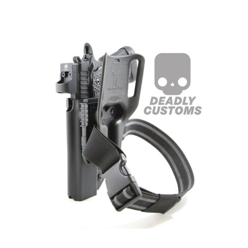 Deadly Customs Quick Locking System QLS