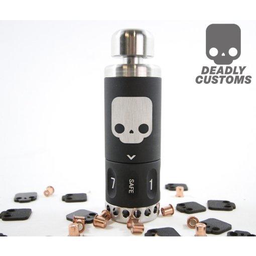 Deadly Customs Blackout QUAKE 8 Way Impact Grenade