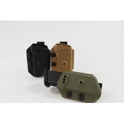 Deadly Customs Glock Shooters Style Magazine Holster