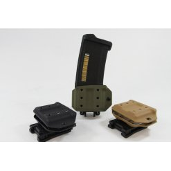 Deadly Customs M4 5.56 Shooters Style Magazine Holster